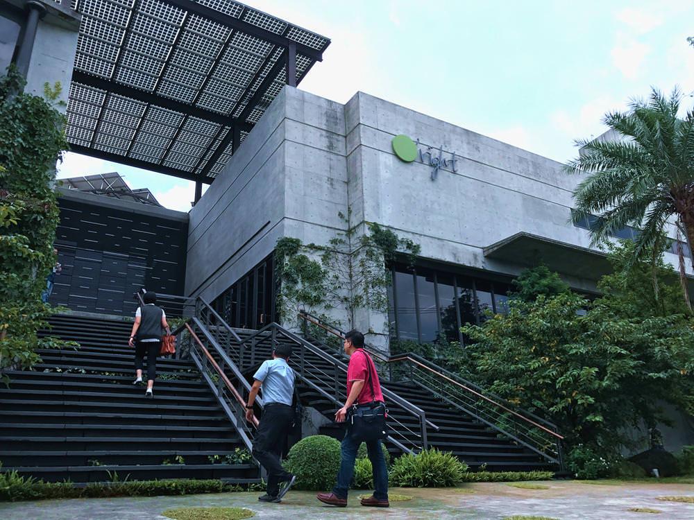[桃園觀光工廠]歐萊德綠建築總部參訪記,落實友善環境,用綠色感染國際,O'right。