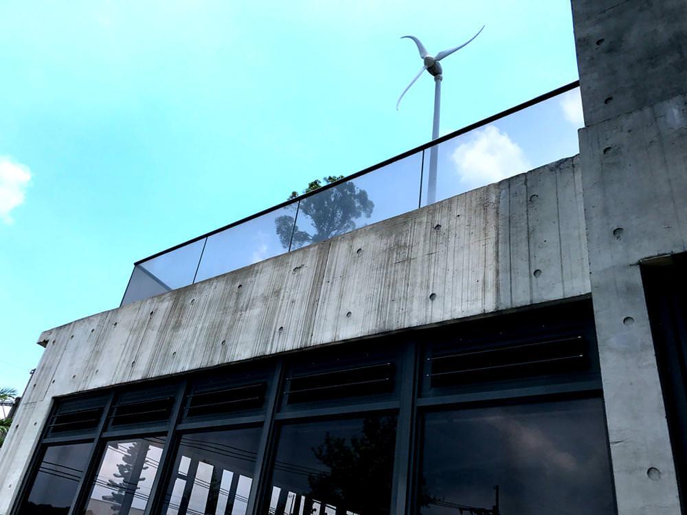 歐萊德風力發電