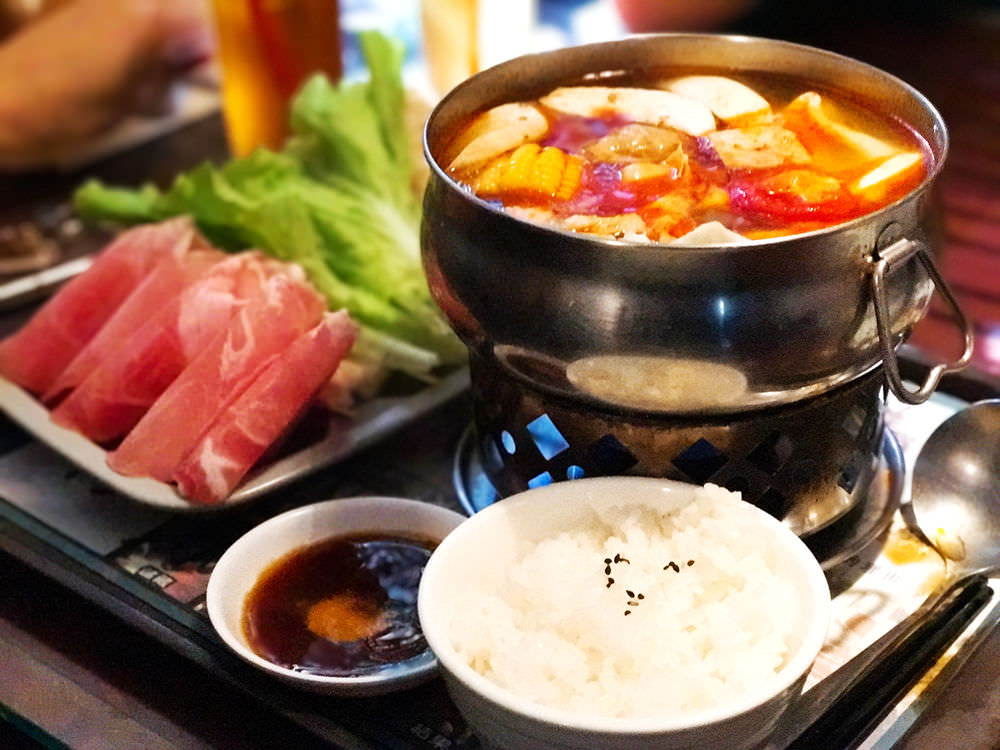 麻辣豬肉鍋