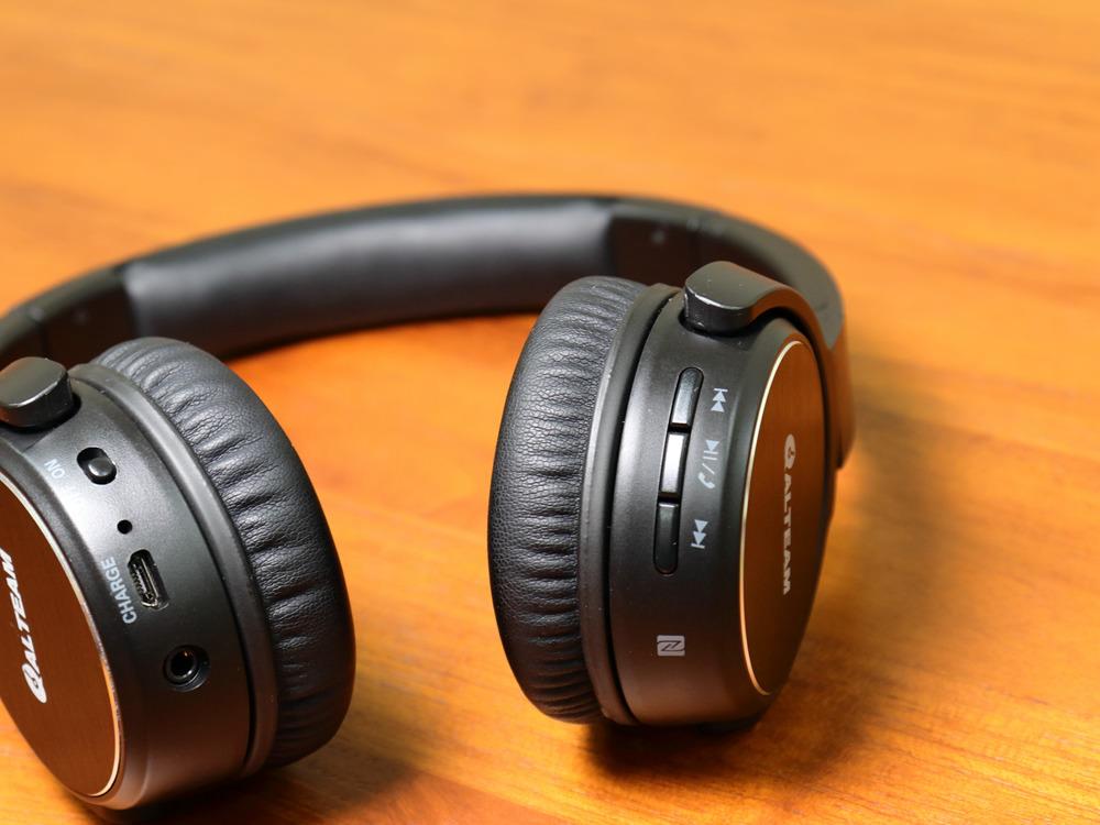 alteam-rfb936藍芽耳機