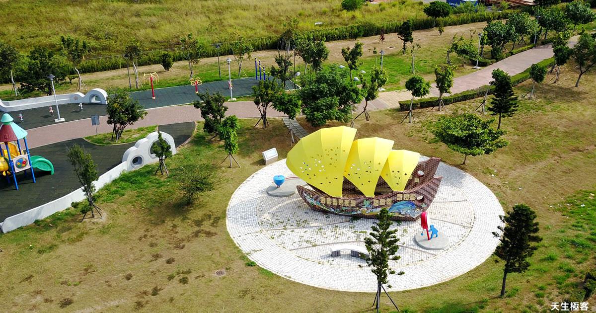 梧棲頂魚寮公園