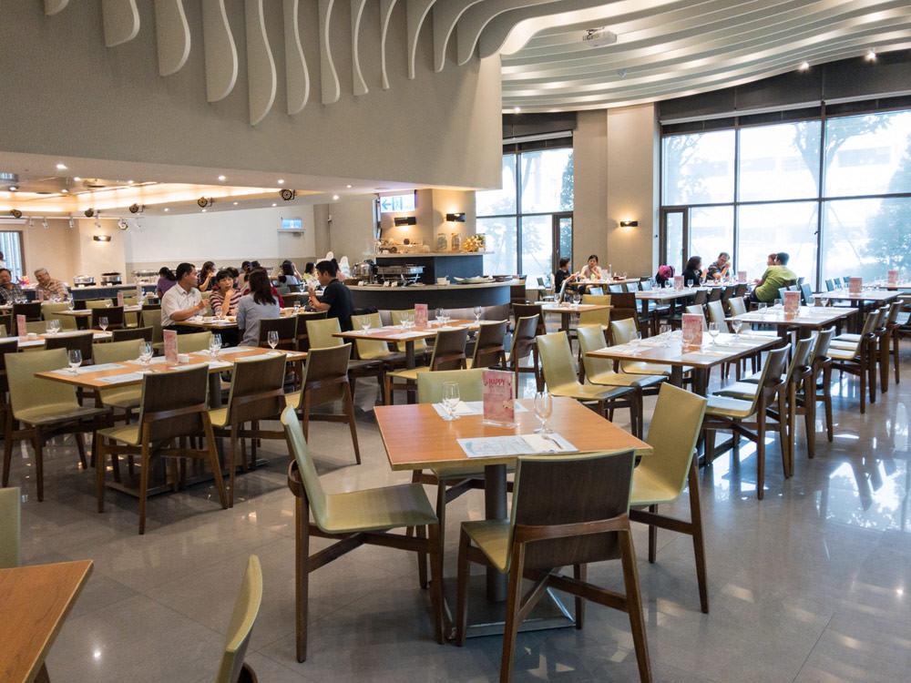 [梧棲]台中港酒店樂滿地自助百匯吃到飽,380元無限享用異國料理,這樣還嫌就沒得選了。