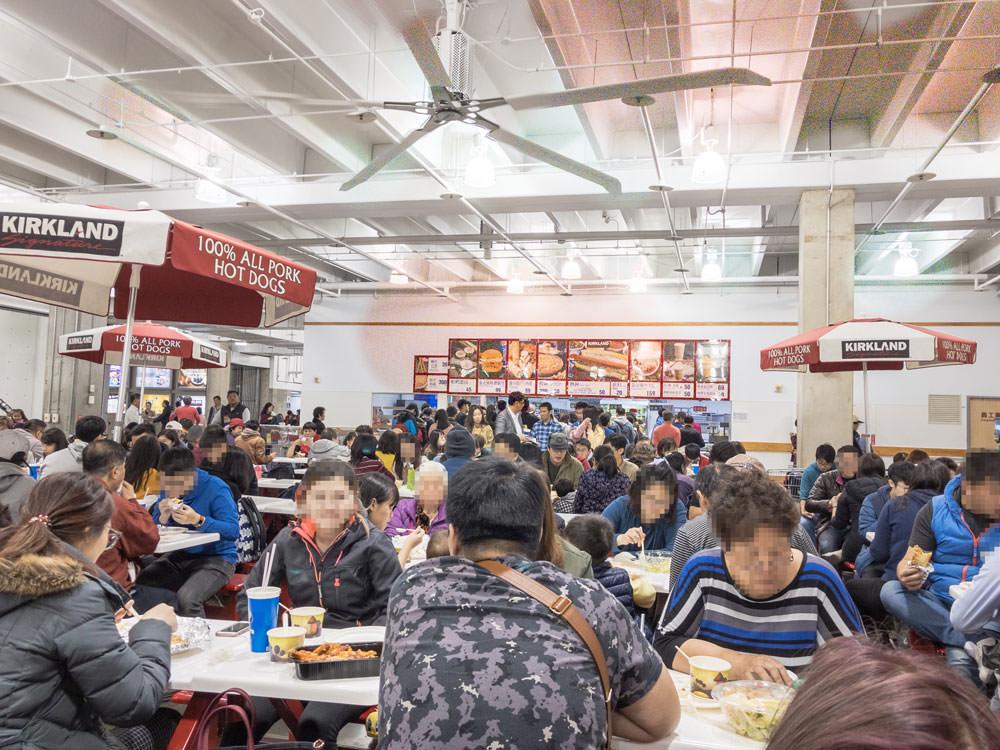 去Costco吃泰式風味雞腿堡,美味吃得飽,沒有比這更划算了!!