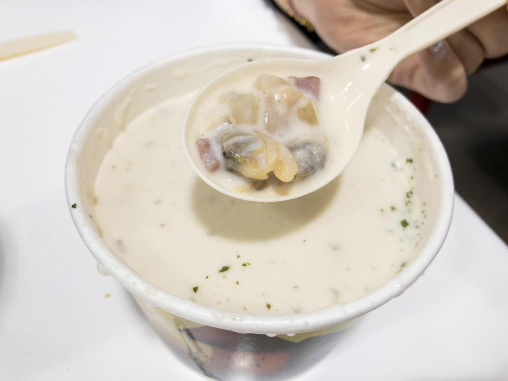 costco蛤蠣湯