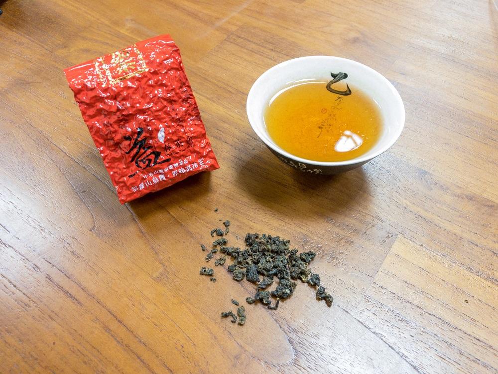[蜜香紅茶推薦]益春茶舍的森林仙姬茶~原來這就是被茶葉電到的感覺。