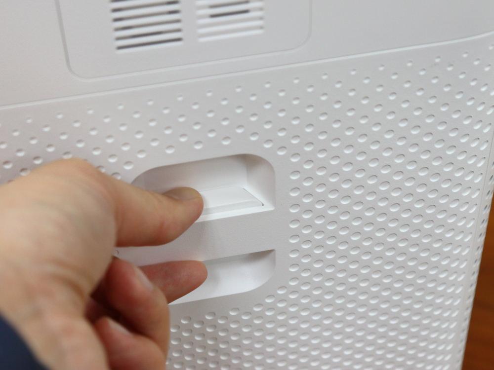 小米空氣淨化器2s開箱