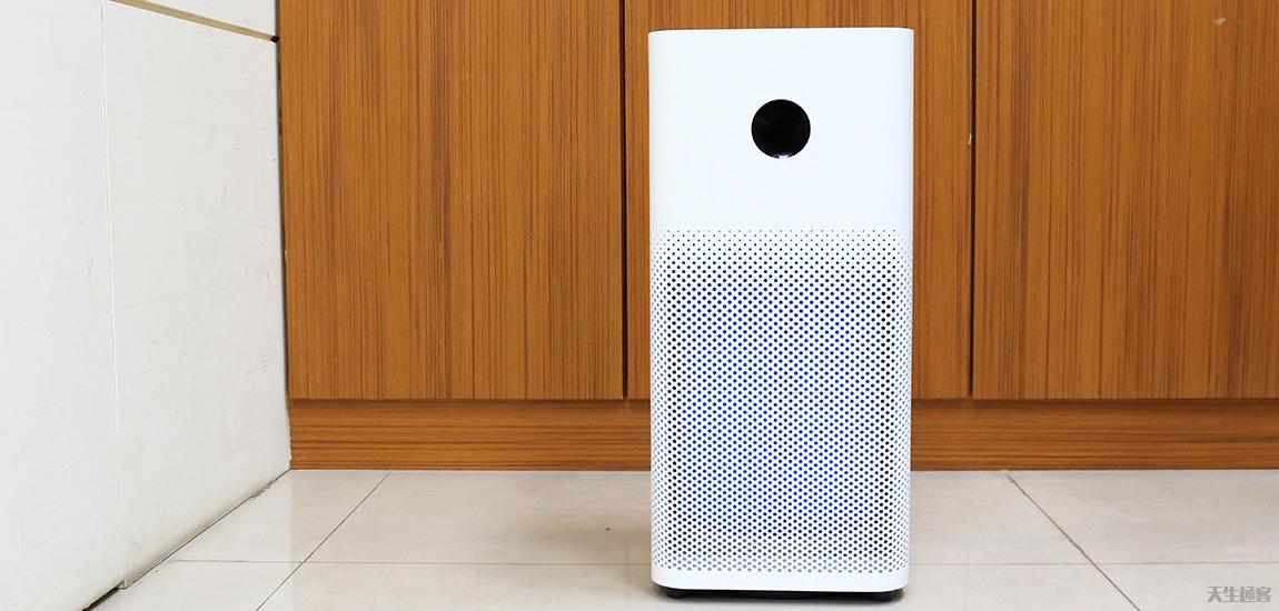 [開箱]小米空氣淨化器2S,有PM2.5偵測與顯示、還可聯網用手機操控,價格卻超殺。