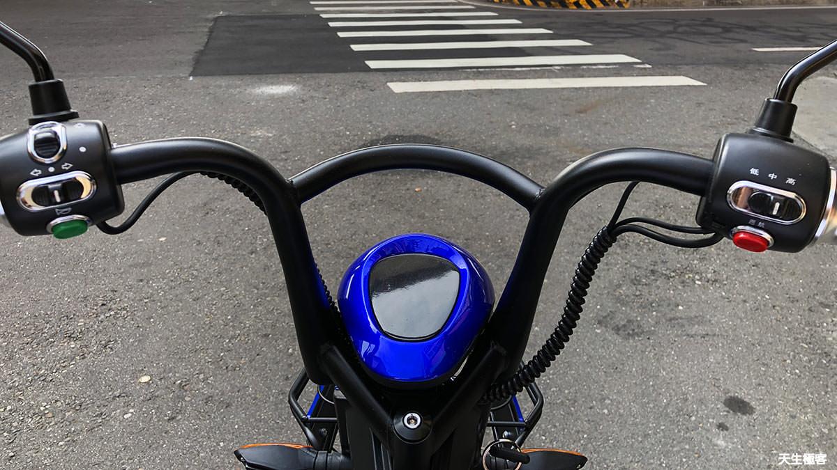 可愛馬電動自行車