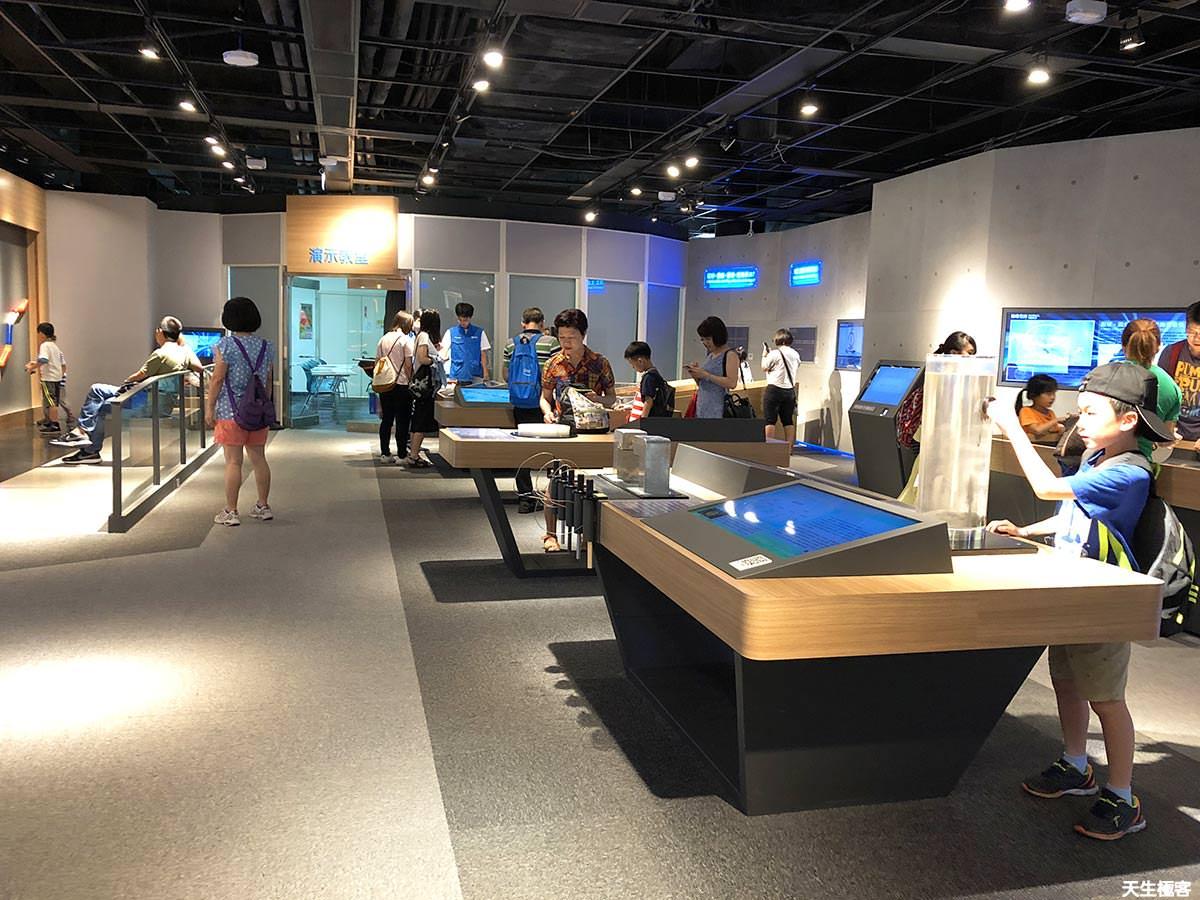科博館 物理世界