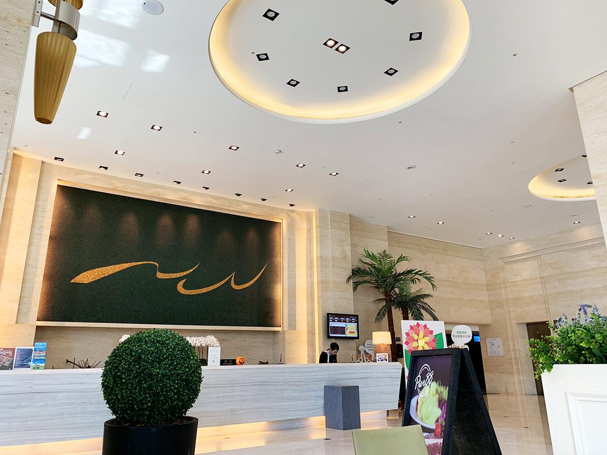 台中港酒店 pier88