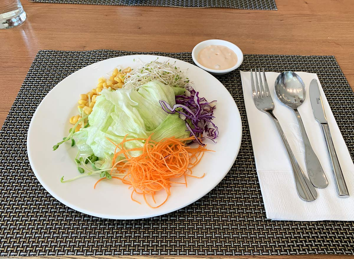 台中港酒店 生菜沙拉