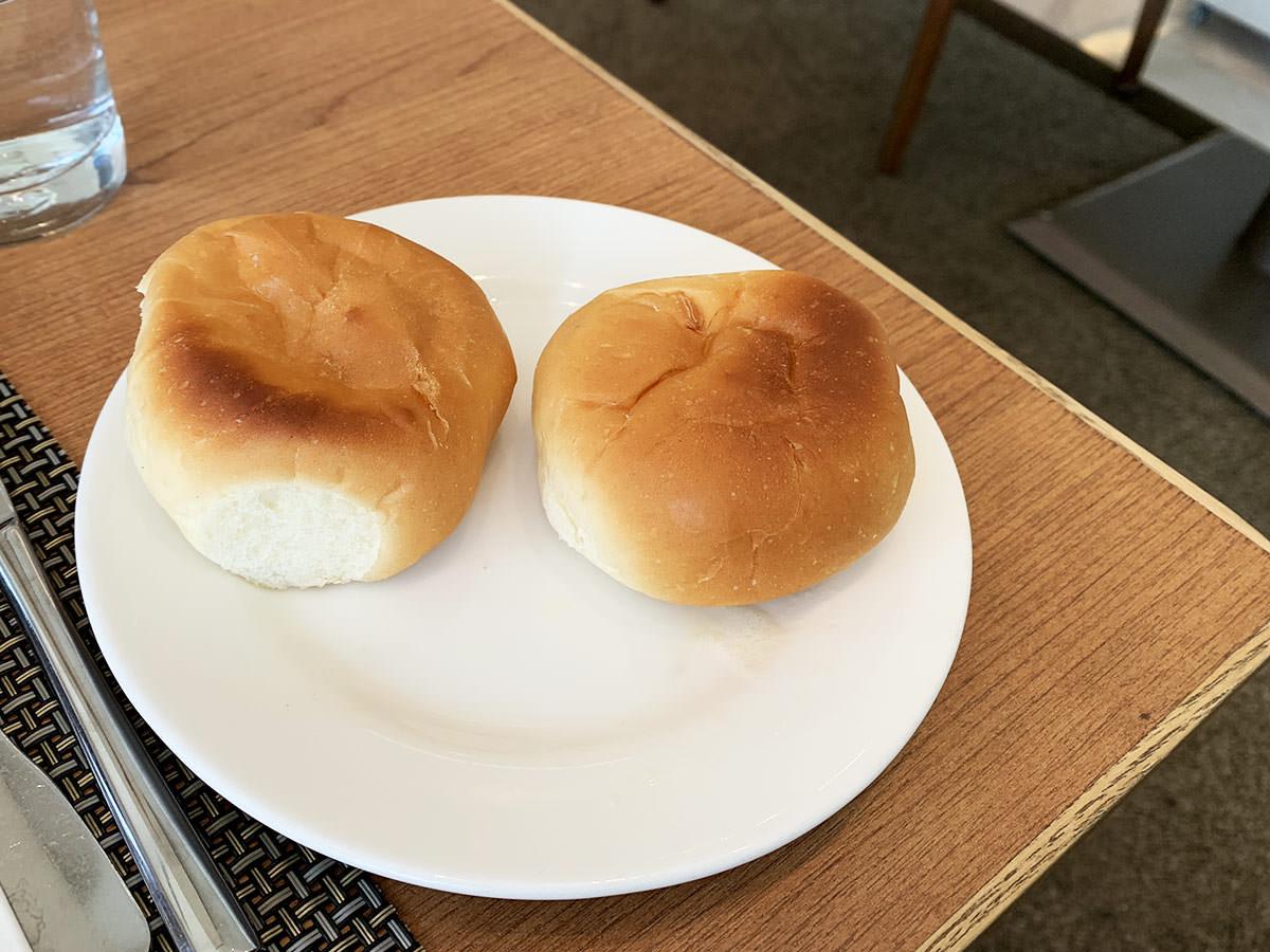台中港酒店 麵包