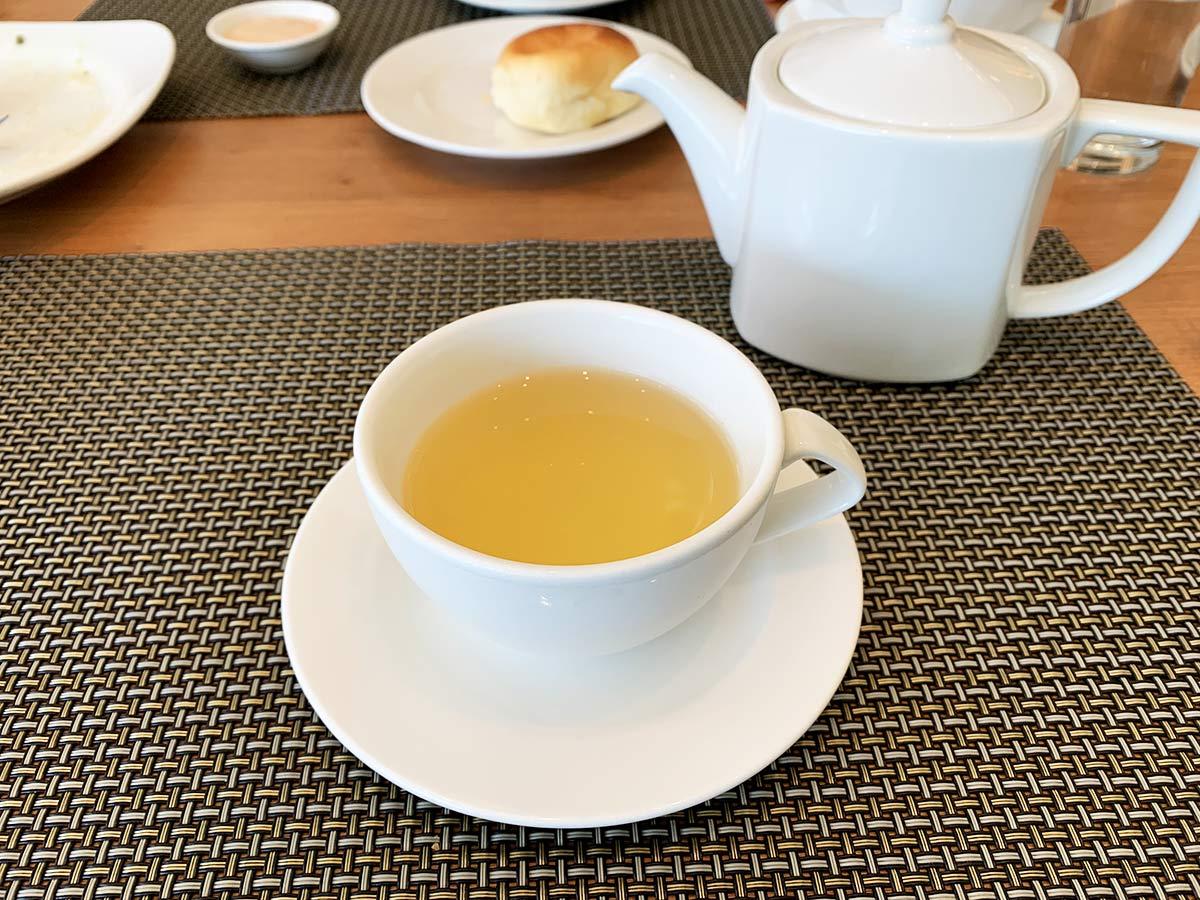 台中港酒店 玄米茶