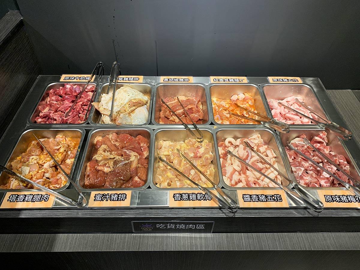 沙鹿 豬對有韓式烤肉