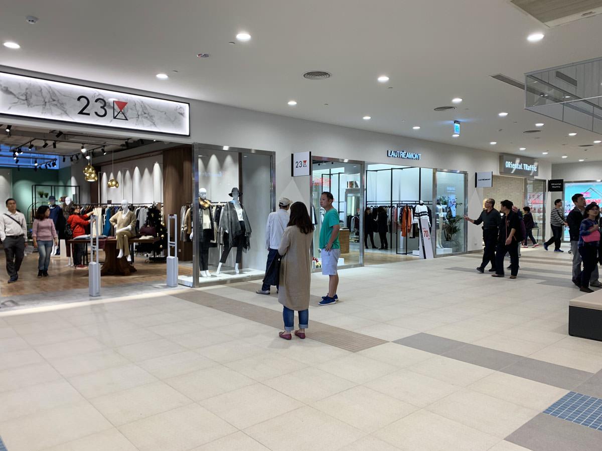 三井outlet台中