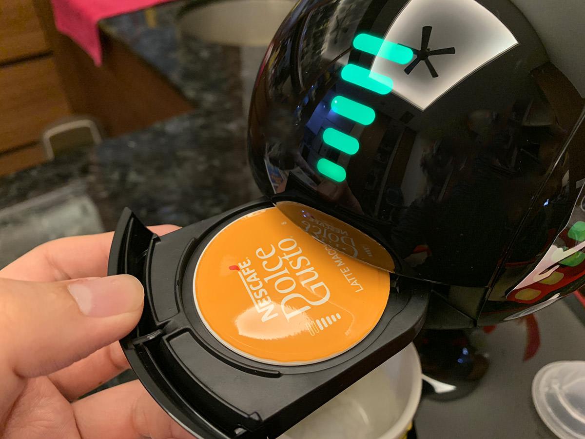[開箱]雀巢膠囊咖啡機-Dolce Gusto多趣酷思讓你一鍵享受香濃咖啡、淺談該不該買膠囊咖啡機?