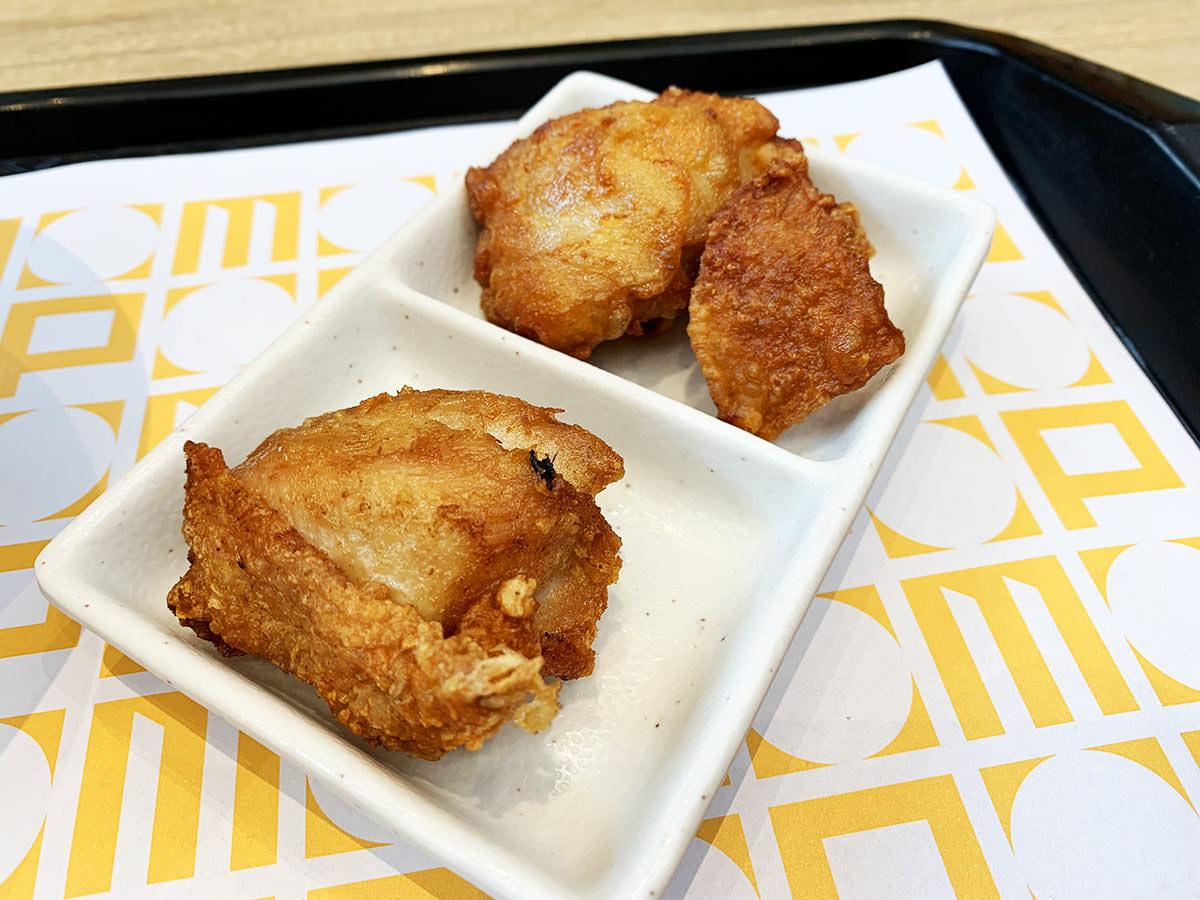 台中三井 銀座篝雞白湯拉麵