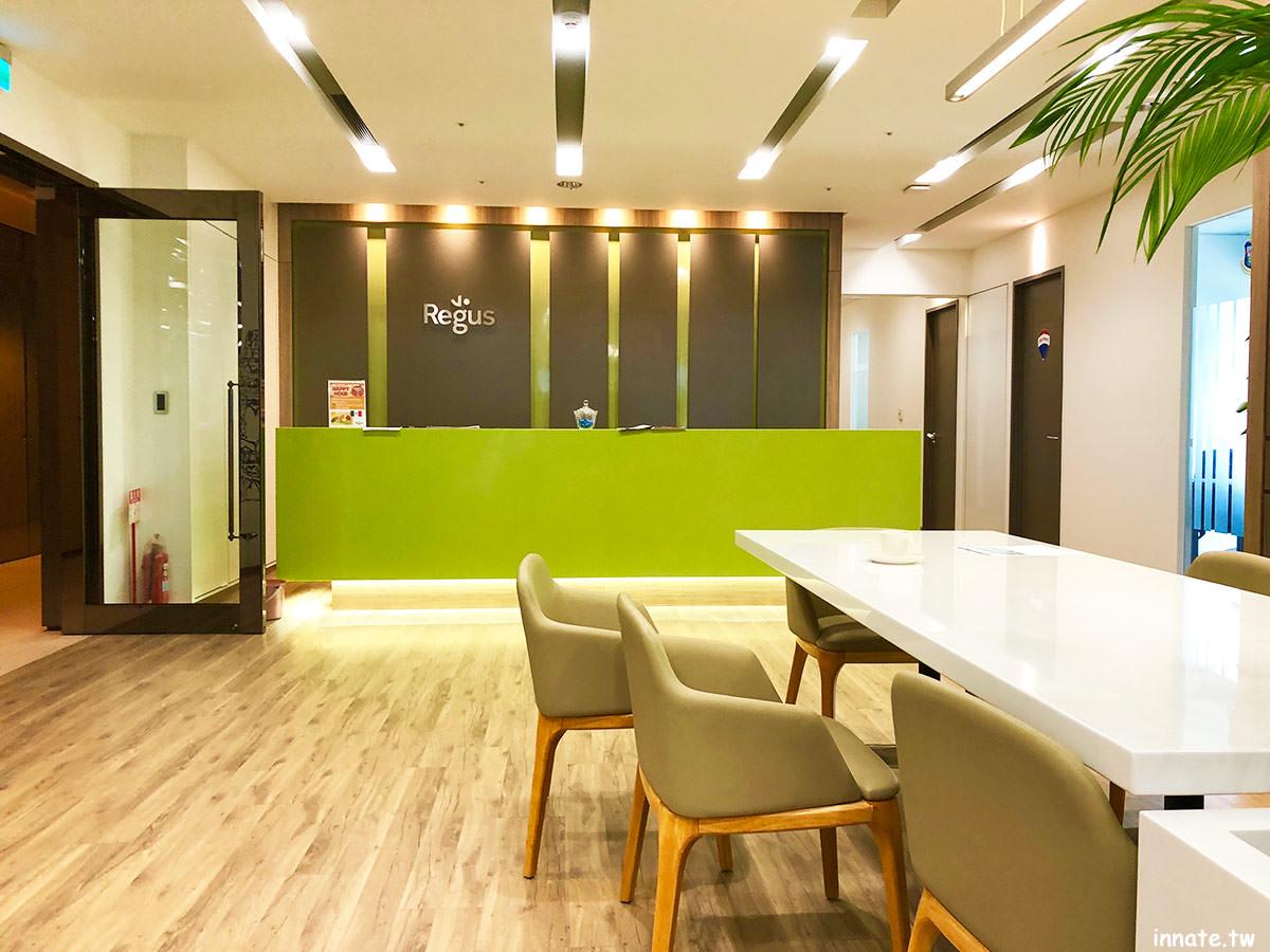 台中共享辦公室推薦,探訪雷格斯辦公空間位於台中七期的台中全球,不想自己一個人辦公、不想在家辦公都可以來這裡。