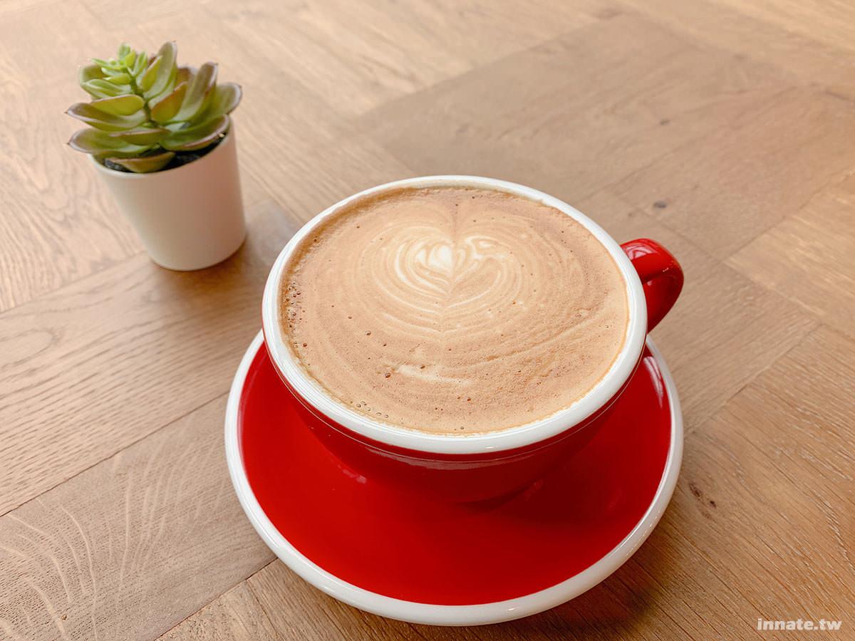 梧棲咖啡推薦 橙黃橘綠