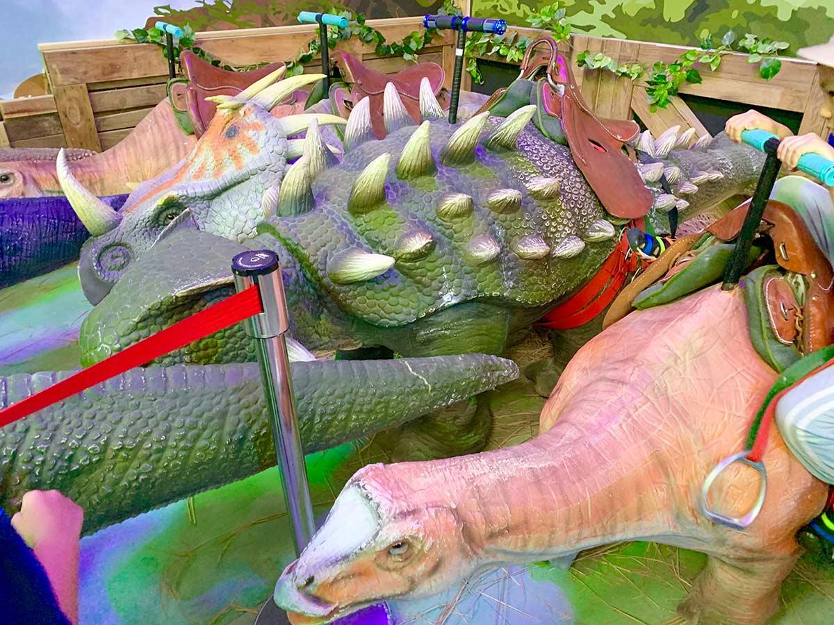 台中恐龍展 恐龍樂園