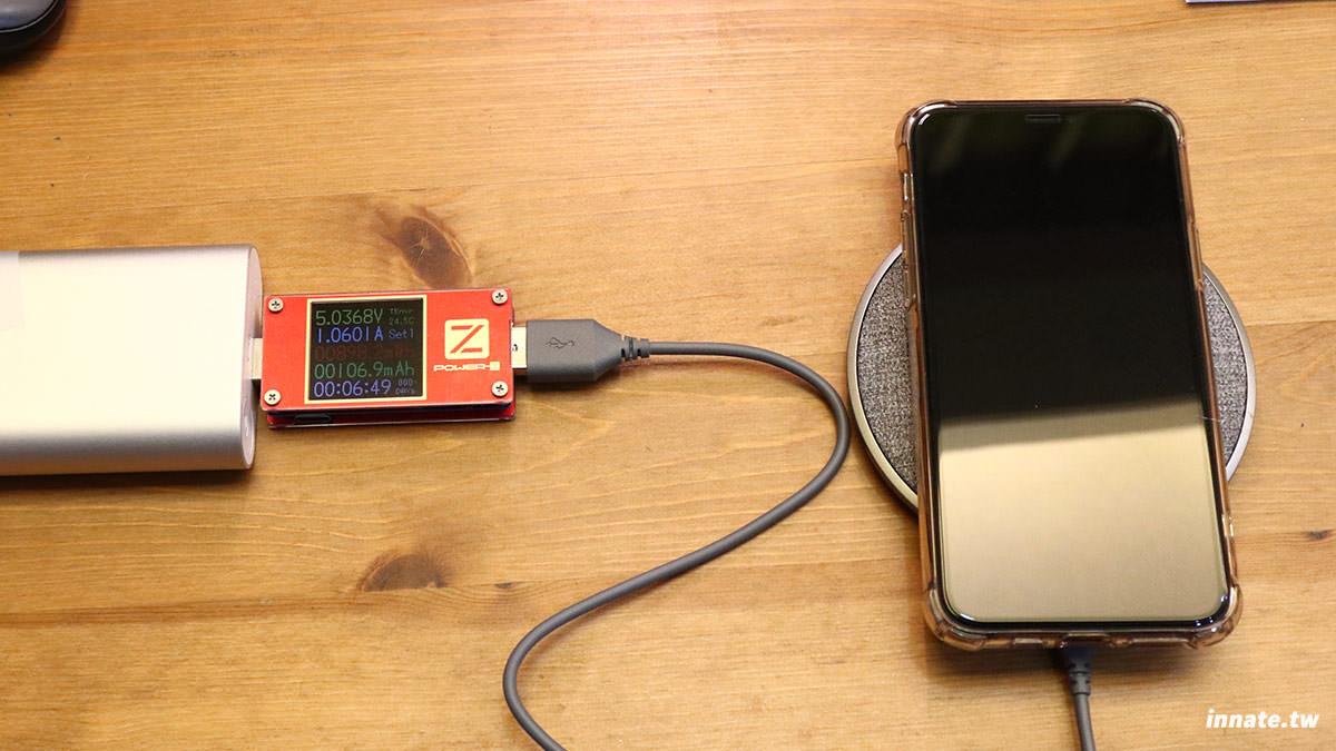 moshi otto q無線充電板