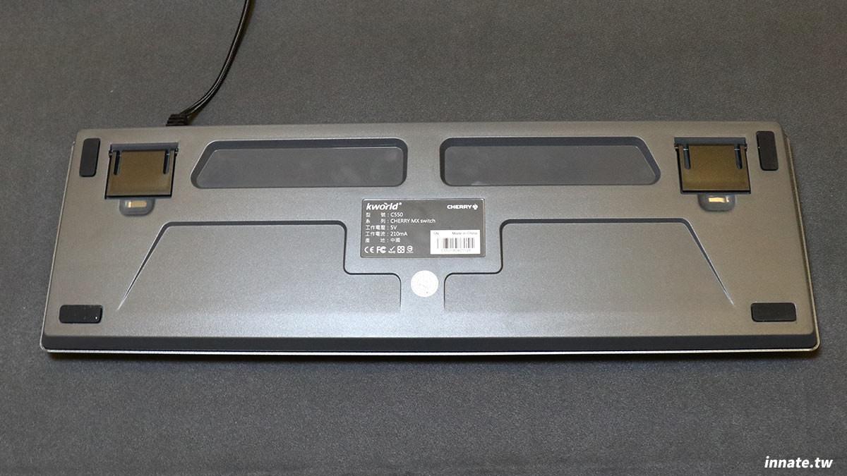 廣寰 Kworld c550 機械式鍵盤