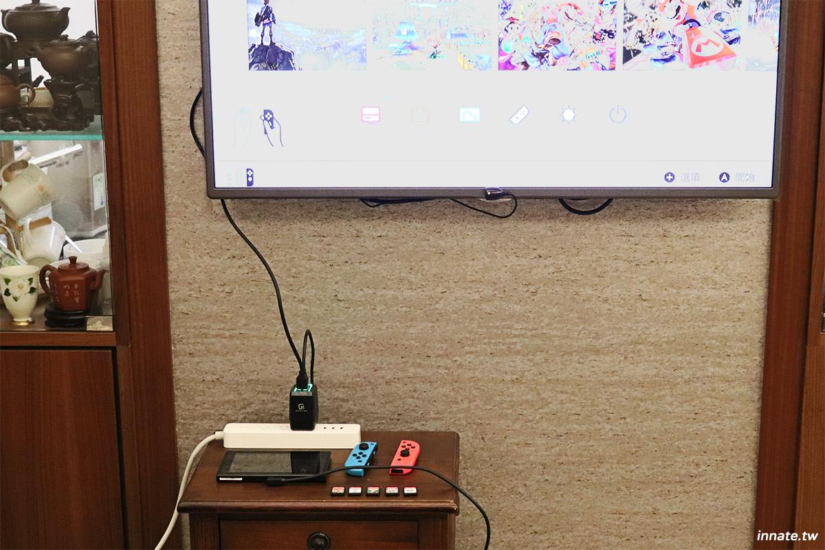 gamenir switch轉接頭