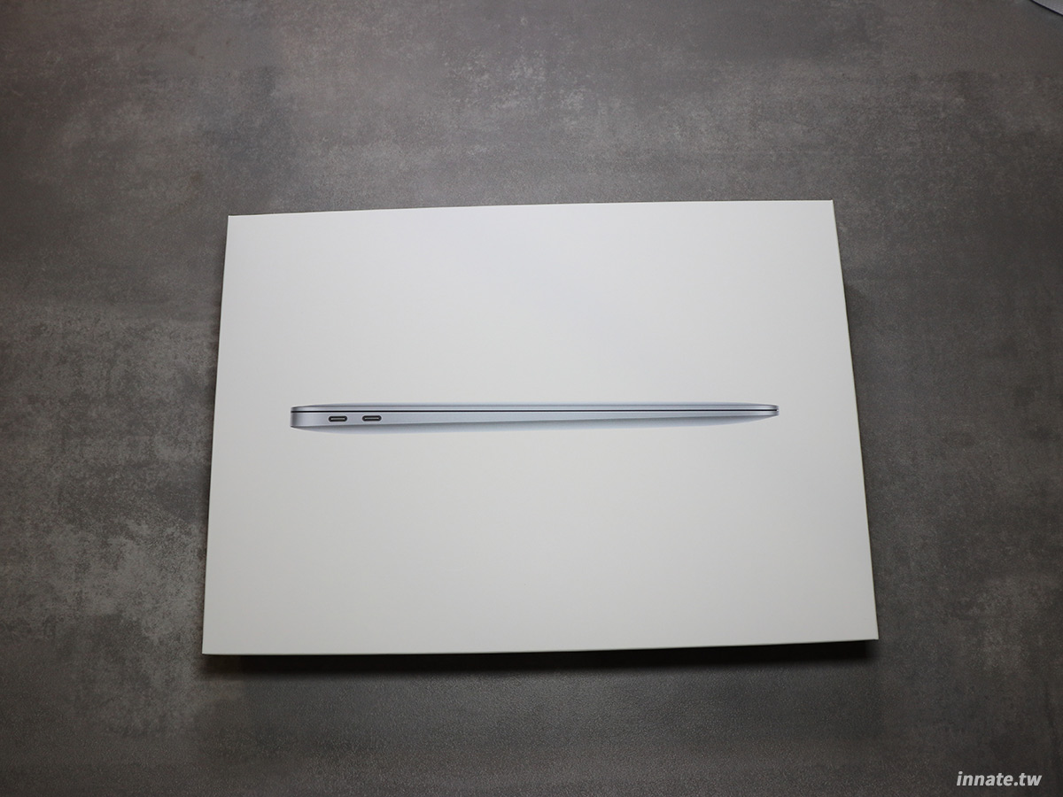 macbook air 2020 開箱