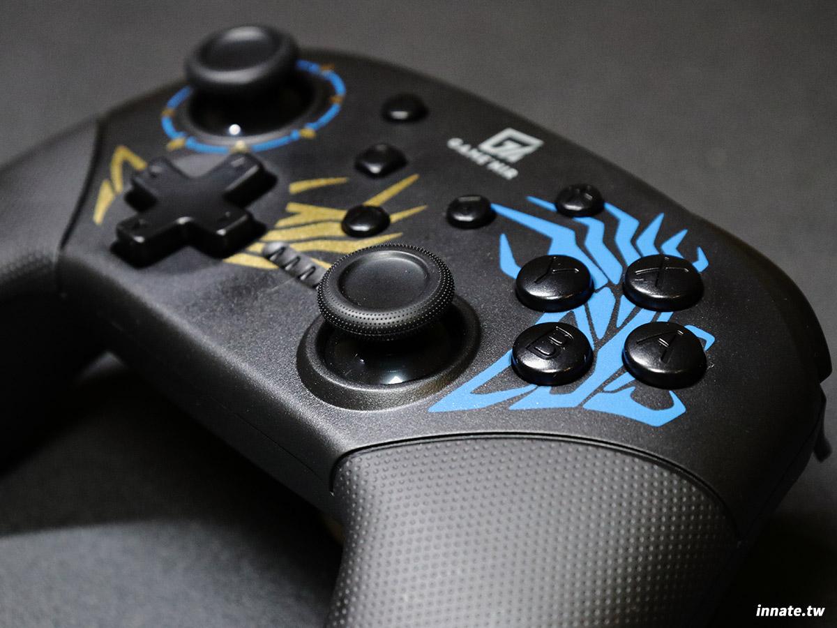gamenir pro x dragon 龍紋特仕款 魔物獵人