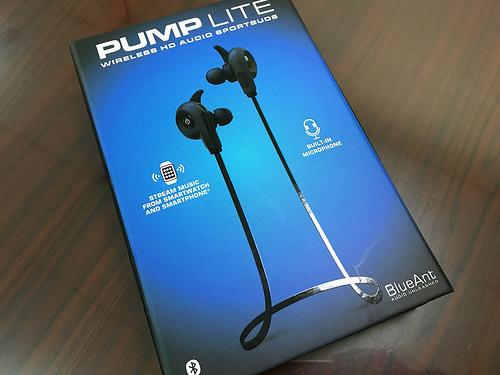 藍芽耳機推薦-BlueAnt PUMP lite開箱