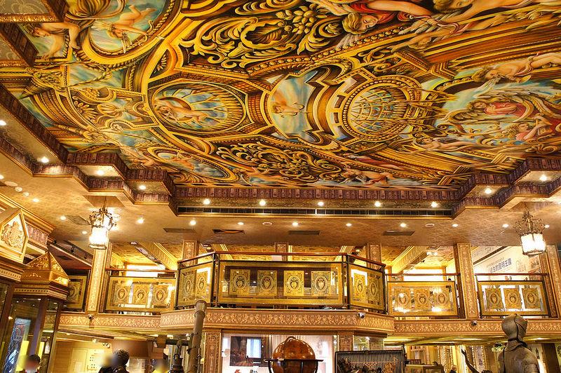 【台中東區】新天地西洋博物館,不用到歐洲就可飽覽歐洲各類型古董及文物。有得吃有得看的拍照新熱點。